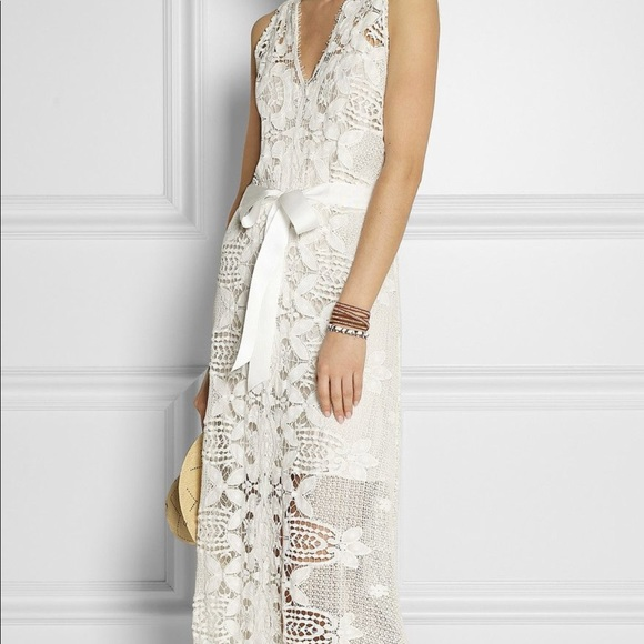 Miguelina Dresses & Skirts - MIGUELINA EVE CROCHET MAXI DRESS | NEW WITH TAGS